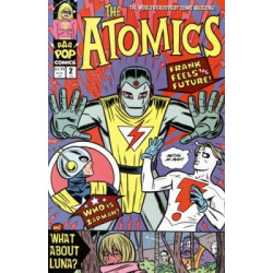 The Atomics  Issue 02