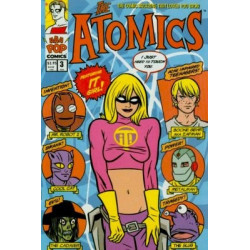 The Atomics  Issue 03