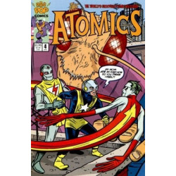The Atomics  Issue 04