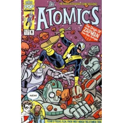 The Atomics  Issue 06