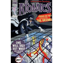 The Atomics  Issue 07