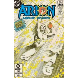 Arion: Lord of Atlantis  Issue 04