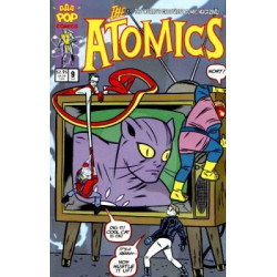 The Atomics  Issue 09
