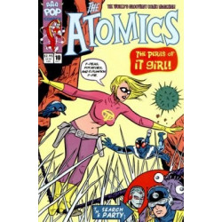 The Atomics  Issue 10