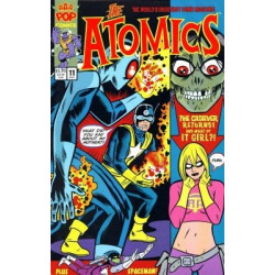 The Atomics  Issue 11