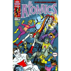 The Atomics  Issue 12