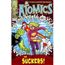 The Atomics  Issue 14