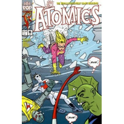 The Atomics  Issue 15