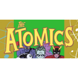 The Atomics Collection Issues 6-12
