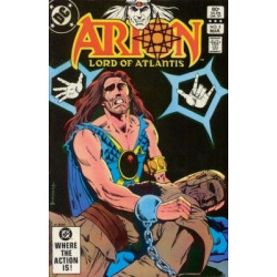 Arion: Lord of Atlantis  Issue 05