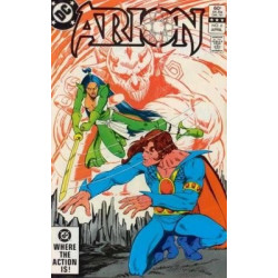 Arion: Lord of Atlantis  Issue 06