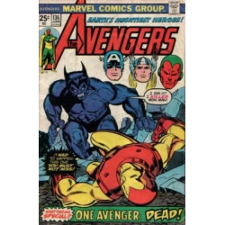 Avengers Vol. 1 Issue 136