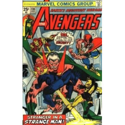 Avengers Vol. 1 Issue 138
