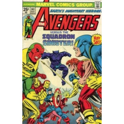 Avengers Vol. 1 Issue 141