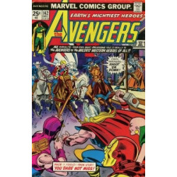 Avengers Vol. 1 Issue 142