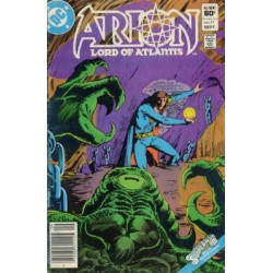 Arion: Lord of Atlantis  Issue 11