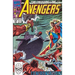 Avengers Vol. 1 Issue 319