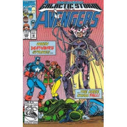 Avengers Vol. 1 Issue 346
