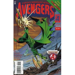 Avengers Vol. 1 Issue 391