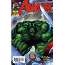 Avengers Vol. 2 Issue 04