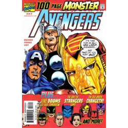 Avengers Vol. 3 Issue 27