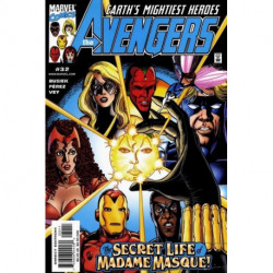 Avengers Vol. 3 Issue 32