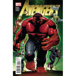 Avengers Vol. 4 Issue 07