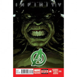Avengers Vol. 5 Issue 16