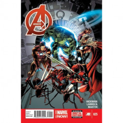 Avengers Vol. 5 Issue 25