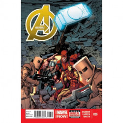 Avengers Vol. 5 Issue 26