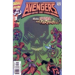Avengers: United They Stand  Issue 2