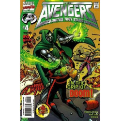 Avengers: United They Stand  Issue 4