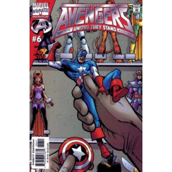 Avengers: United They Stand  Issue 6