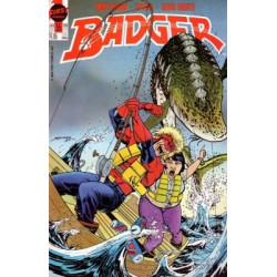 The Badger  Issue 55
