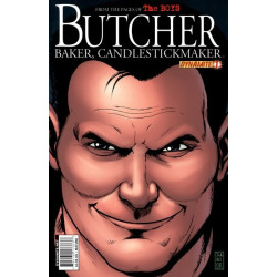 The Boys: Butcher, Baker, Candlestickmaker  Issue 1