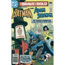 The Brave and the Bold Vol. 1 Issue 161
