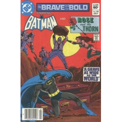 Brave and the Bold Vol. 1 Issue 188