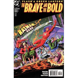 The Brave and the Bold: Flash and Green Lantern  Issue 3
