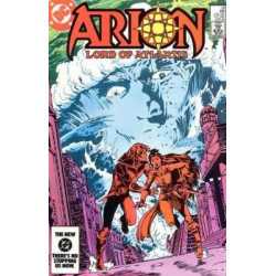 Arion: Lord of Atlantis  Issue 18