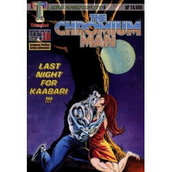 The Chromium Man  Issue 10