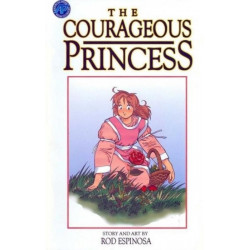 The Courageous Princess  Soft Cover 1
