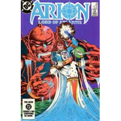 Arion: Lord of Atlantis  Issue 19