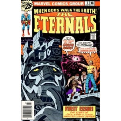 The Eternals Vol. 1 Issue 1
