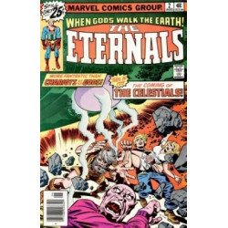The Eternals Vol. 1 Issue 2