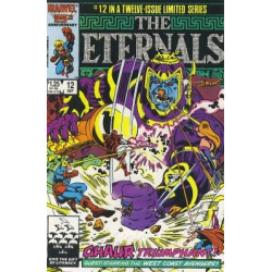 The Eternals Vol. 2 Issue 12