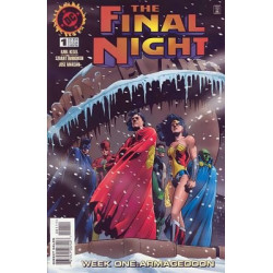 Final Night  Issue 1