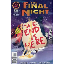 Final Night  Issue 2