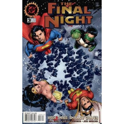 Final Night  Issue 3