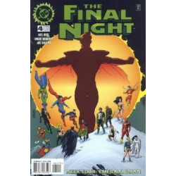 Final Night  Issue 4
