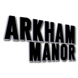 Arkham Manor Collection Issues 1-3